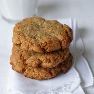 Apricot N'Oatmeal Cookies {AIP, GAPS, SCD, Paleo}