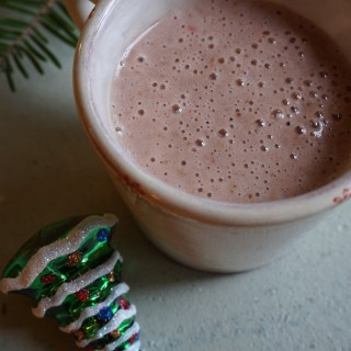 Fireside Hot Strawberry Drink {AIP, GAPS}