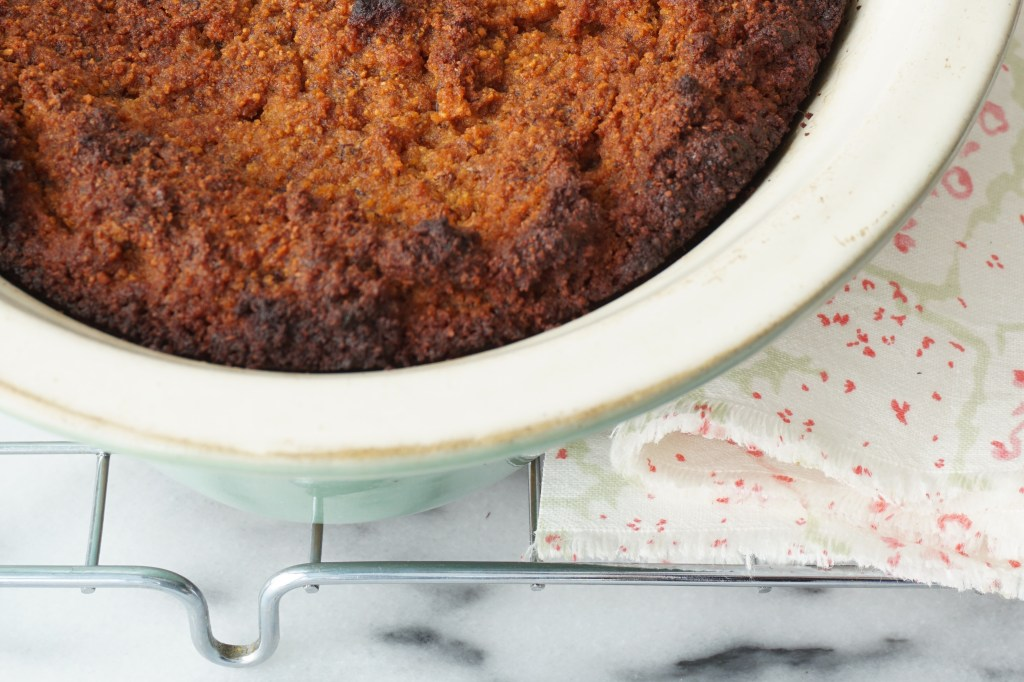 Sticky Ginger Pudding - AIP, GAPS