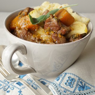 Lamb Stew with Butternut, Apples and Ginger {AIP, GAPS, SCD, Paleo}