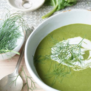 Fennel and Spinach Soup {AIP, GAPS, SCD, Paleo}