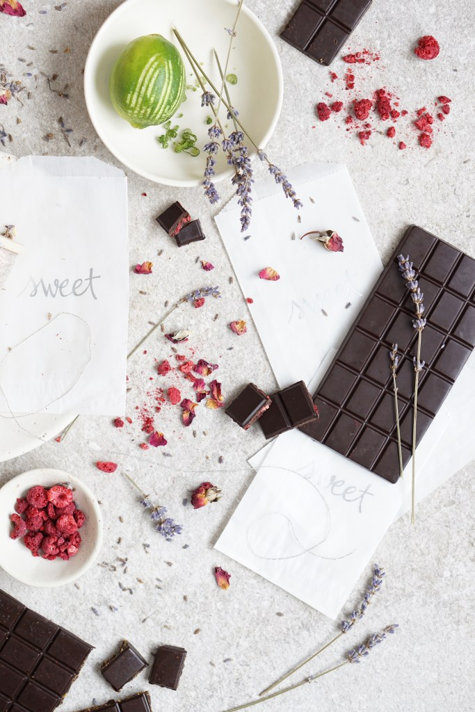 Handmade Carob Chocolate Bars [AIP]