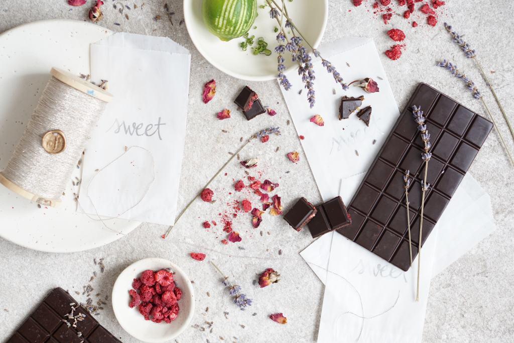 Handmade Carob Chocolate Bars [AIP]