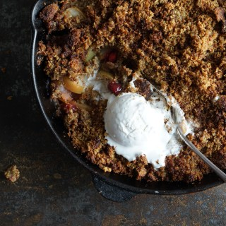 Spiced Fruit Crumble {AIP, Paleo}