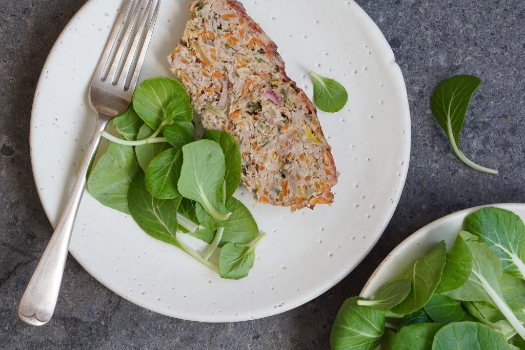 Hidden Veggie Meatloaf Healing Family Eats
