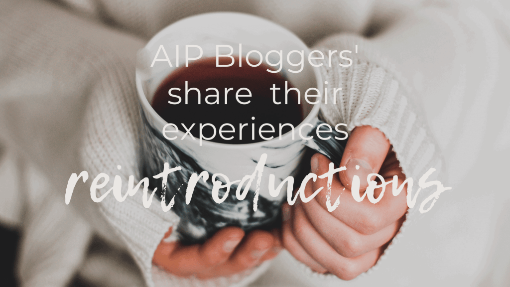 AIP Bloggers Share Reintroduction Experiences