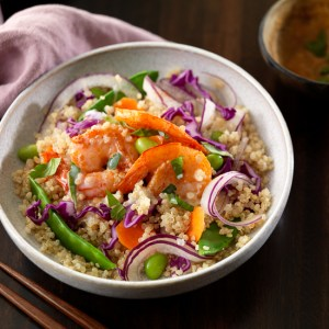 thai quinoa recipe