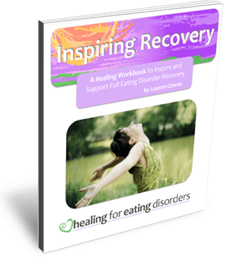 eating disorder recovery coaching workbook
