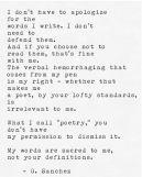 poetry writers
