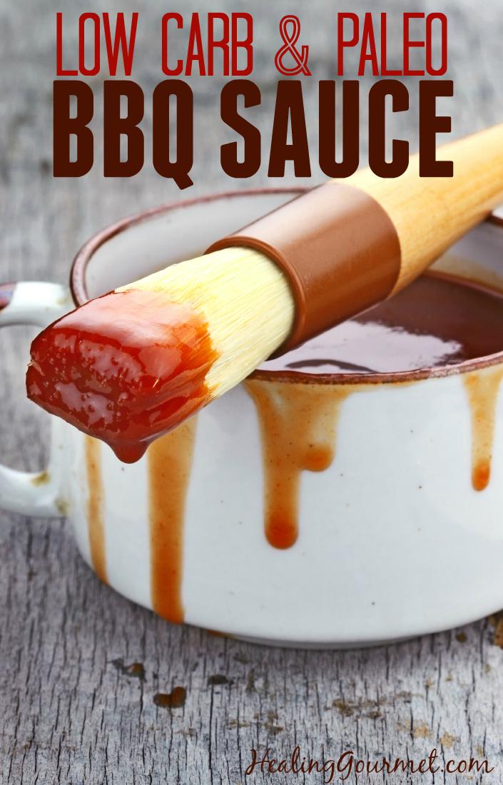 Paleo Barbecue Sauce - Healing Gourmet