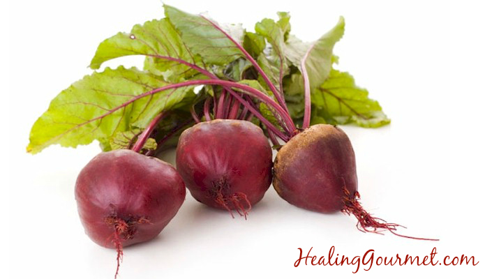 Beets for Detox and Powerful Cancer Protection