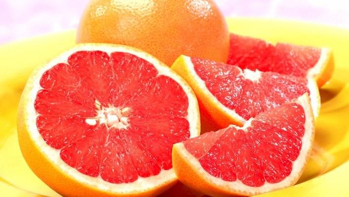 grapefruit for detox