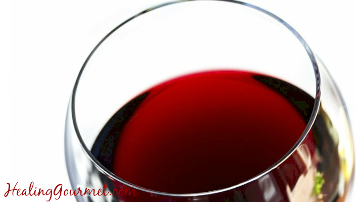 Red Wine Boosts Immune System