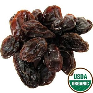 organic raisins no pesticides