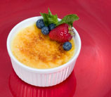 Coconut Creme Brulee (Dairy Free)