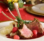 Slow Cooker Lamb Chops with Red Wine Glaze