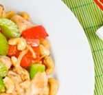 Slow Cooker Spicy Cashew Chicken