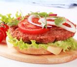 Tarragon Turkey Burgers