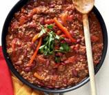 Thirty Minute Chili