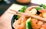 Sichuan Shrimp with Mung Bean Noodles