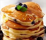 Paleo Pancakes (Gluten Free, Dairy Free)