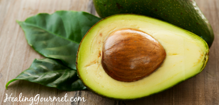 Avocados are rich in monounsaturated fats that fight cancer