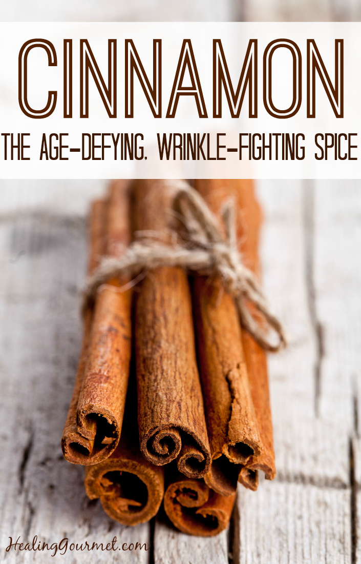 Health Benefits of Cinnamon - Healing Gourmet