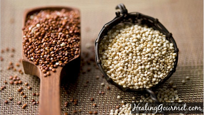 Is Quinoa Healthy? (Gluten, Leaky Gut + More)