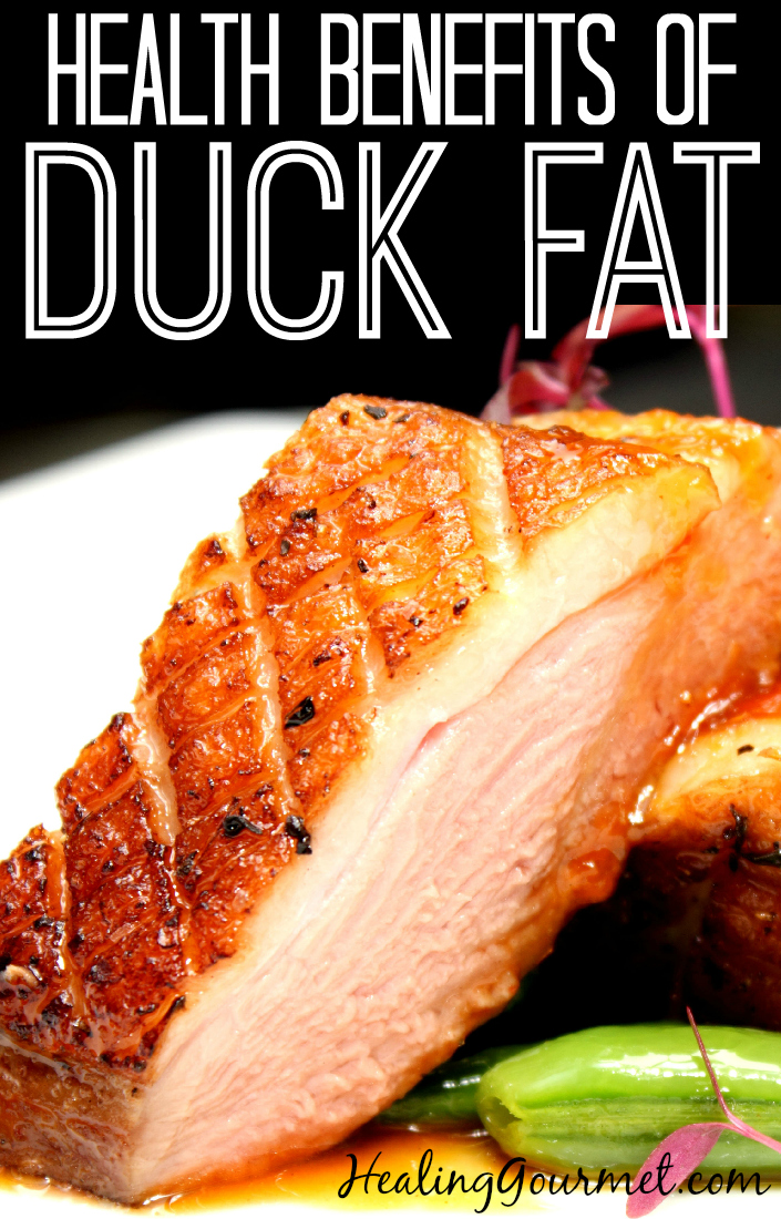 Benefits of Cooking with Duck Fat