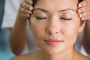 Indian Head Massage at Healing Hands in Newquay