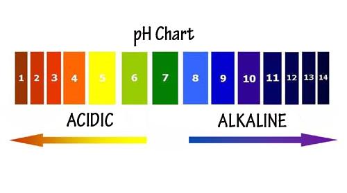 Ph chart also our level is below healing health and wellness center of rh healinghealthandwellness wordpress