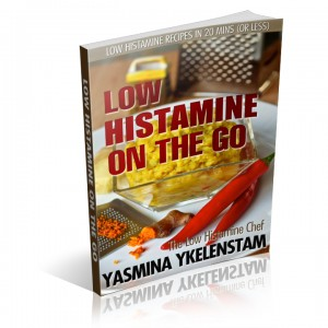 low histamine recipes on the go