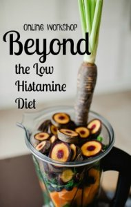 Beyond the Low Histamine Diet
