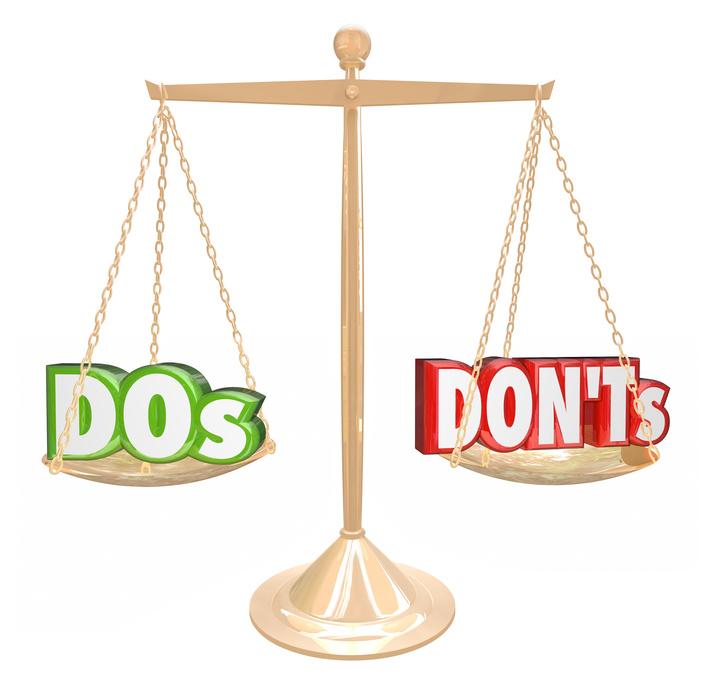 Do's & don'ts of healing histamine intolerance