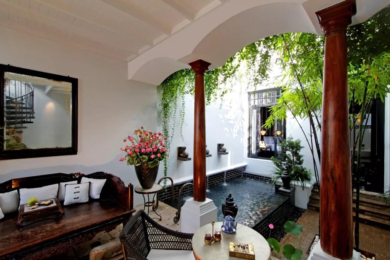 The Siam Urban Luxury Resort Bangkok Healing Hotels Of