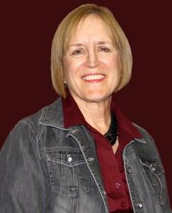 Pastor Pam Morrison Healing House Board Member