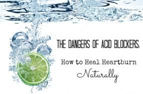 dangers of acid blockers