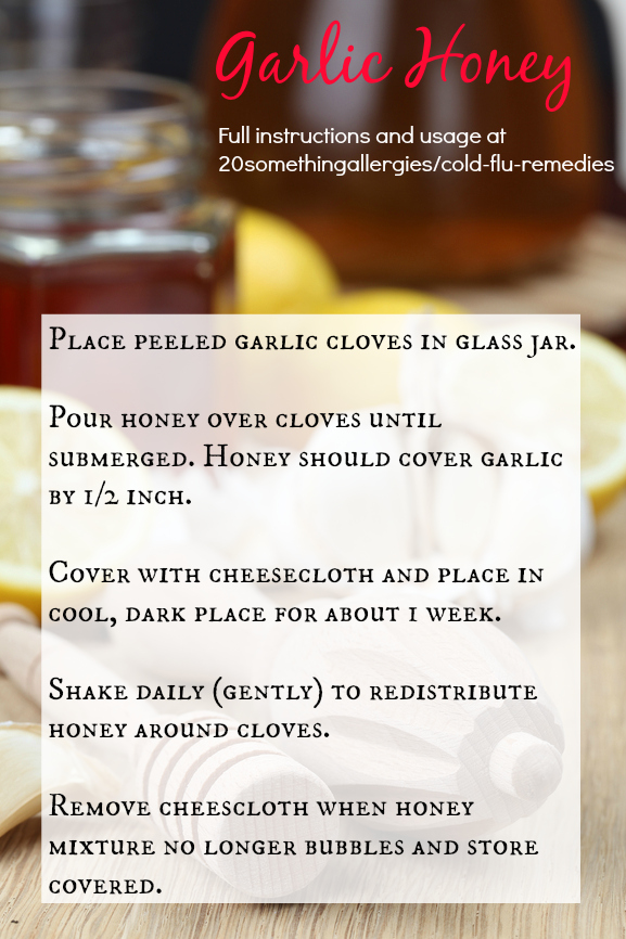 7 All-Natural Cold & Flu Remedies for Kids