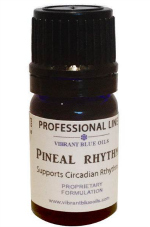 Pineal Rhythm Essential Oil Blend - Vibrant Blue Oils