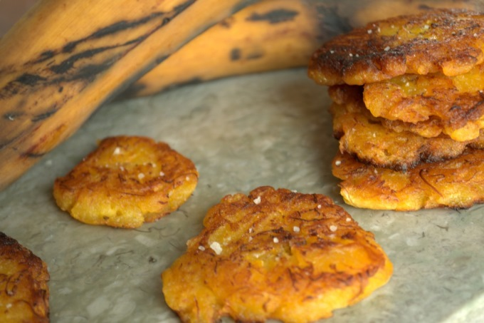 Naturally Sweet Ripe Plantains Recipe
