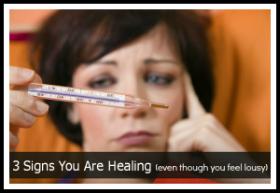 healing reactions