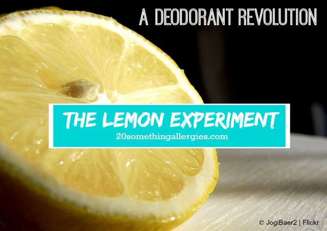 The Most Simple, Natural, and Effective Deodorant You Will Ever Use