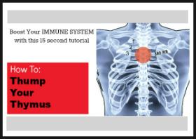 thymus thump
