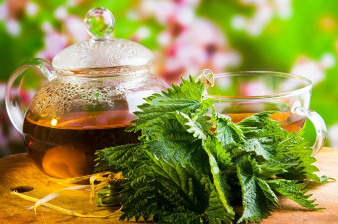 Herbal Powerhouse Healing Tea