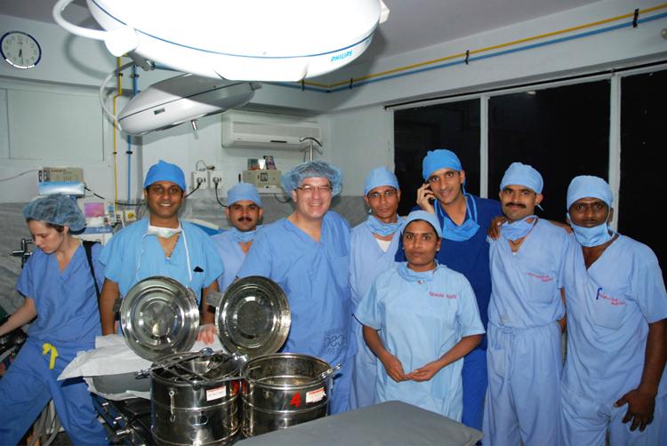 operation straight spine volunteers