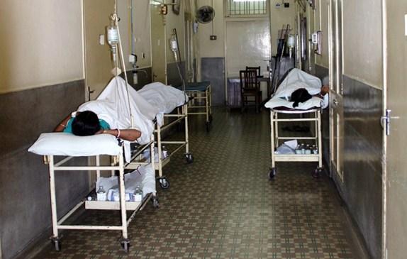 hospital ward Ramakrishna Mission Seva Pratishthan