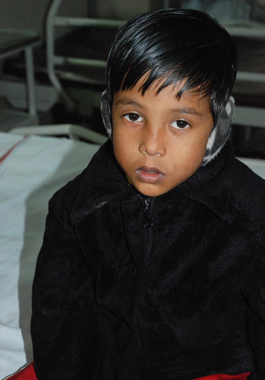 spinal surgery patient india