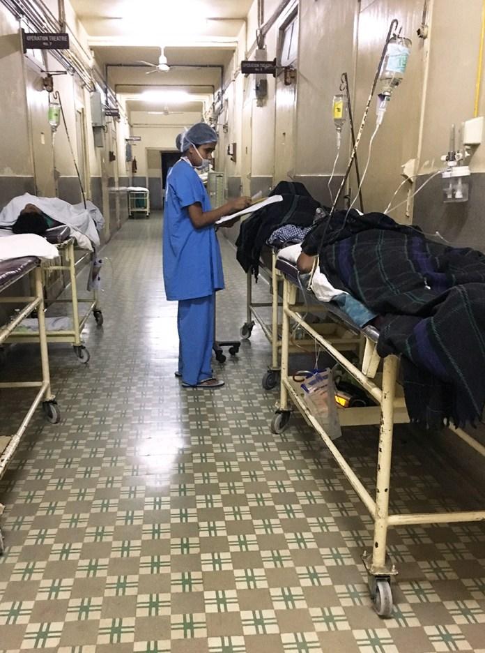 medical ward india
