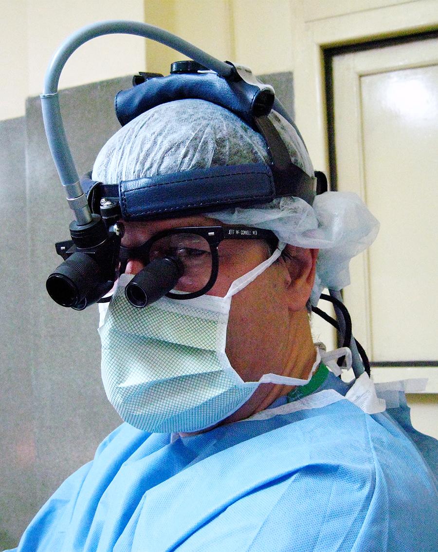dr. jeffrey mcconnel