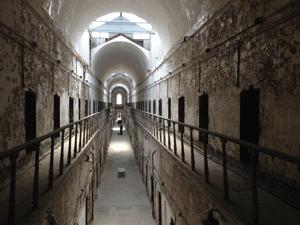 Eastern State Penitentiary Cellblock 7